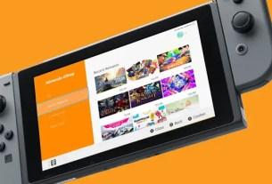 Nintendo Switch e-Shop