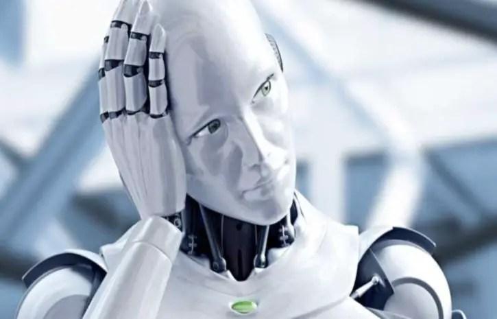 AI Robot Film