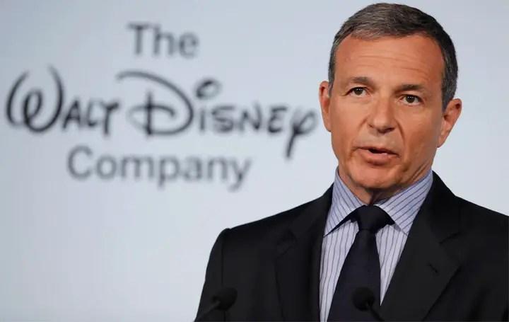 Bob Iger CEO of Disney States