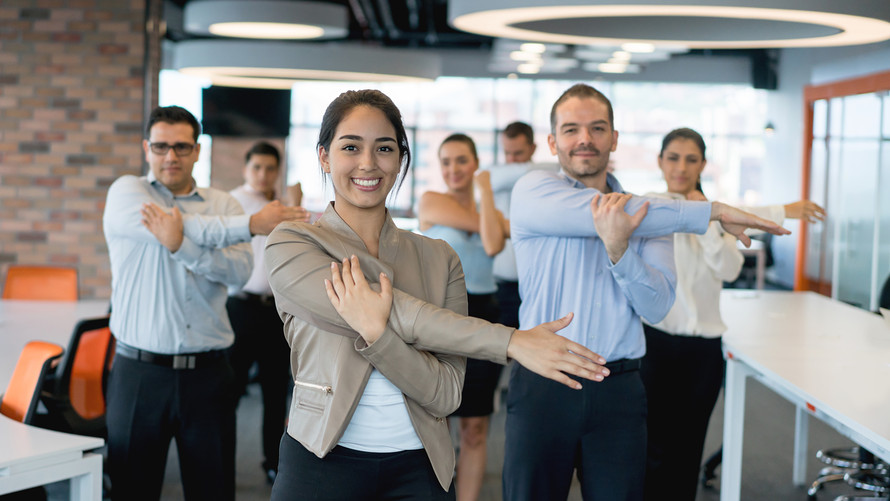 Workplace Wellness Programmes