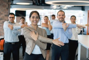 Workplace Wellness Programmes