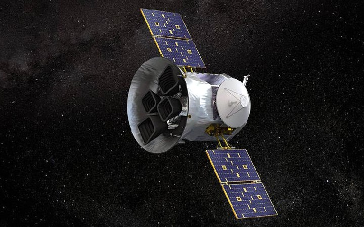 NASA's TESS Telescope