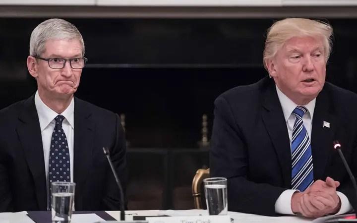 Trump Advised Apple