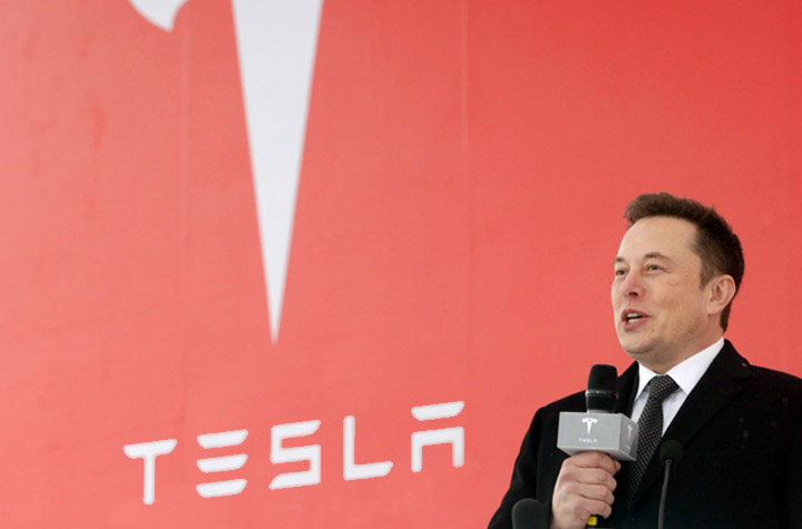 Tesla Recently Closed Its Best Day Of The Year