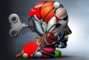 Sports Mental Health Of People