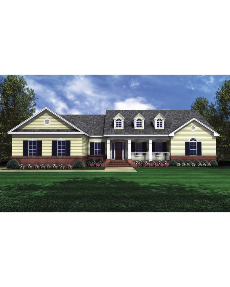 House Plan Hpg 2019 Country Farmhouse