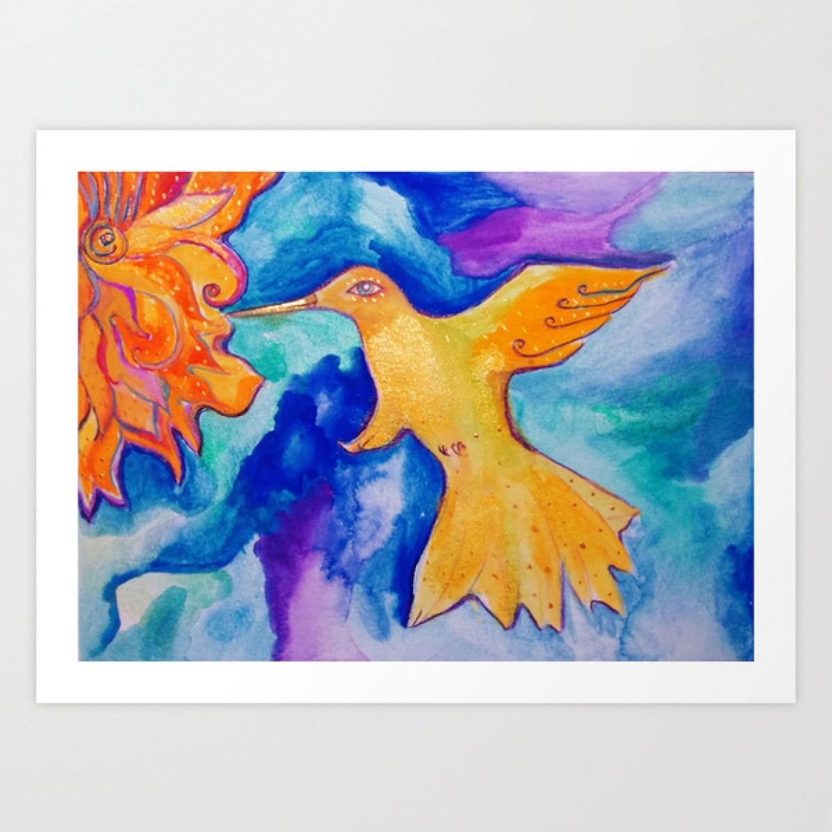 Sun Bird by Garden Of Delights