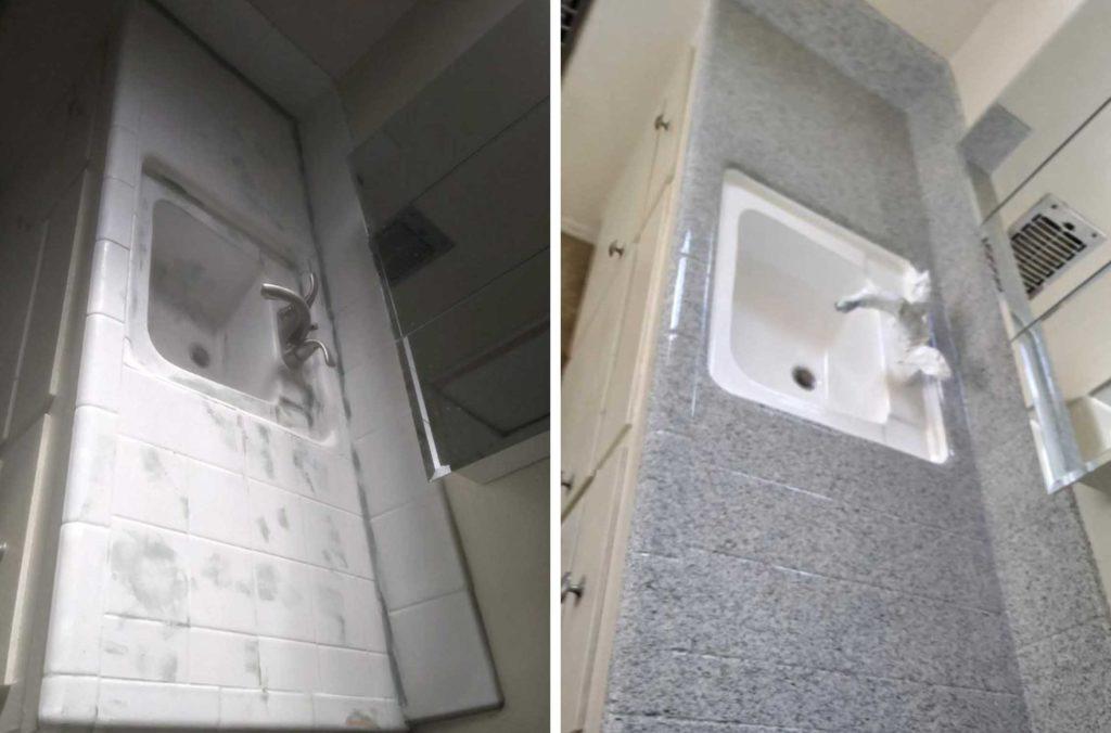 tustin ca bathroom and kitchen