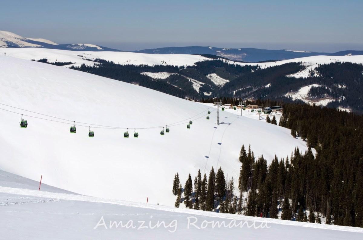 Ski Resort Transalpina - cel mai fain loc de schi din România