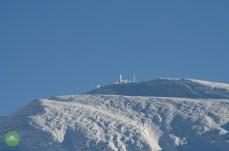 Stația meteo de pe Vf. Țarcu