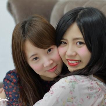 ヒロにゃん3 & 亜紀ちゃん