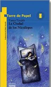 La Ciudad de los Nictálopes YA Science Fiction (Ebook)