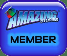 Amazing Stories Member Badge