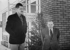 Ray Palmer and Richard Shaver