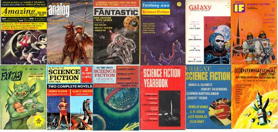 1968 magazines