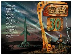 Mythic Delirium No. 30 cover