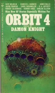 Orbit 4 edited by Damon Knight