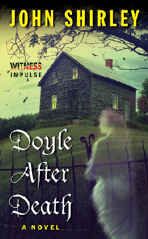 Figure 2 - Doyle After Death Cover