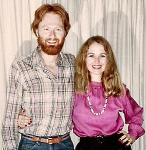 Figure 5 - Lisa Mason and Tom Robinson in 2013