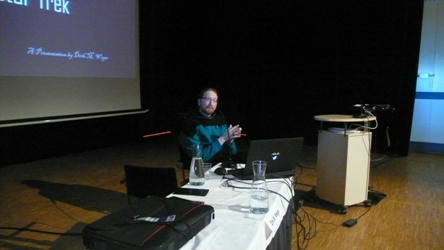 Dirk M. Weger: Star Trek: Future Imperfect