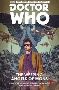 Doctor Who 10th Doctor Vol 2 cover