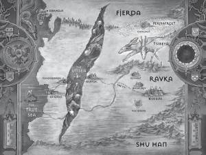 Ravka Map