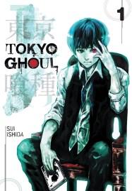 TOKYO GHOUL © 2011 by Sui Ishida/SHUEISHA Inc.