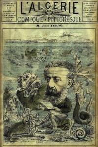 Portada de la revista L'Algerie de 15 de junio de 1884.