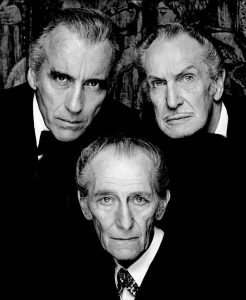 christopher lee vincent price peter cushing