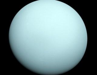 Solar System Tour – Uranus