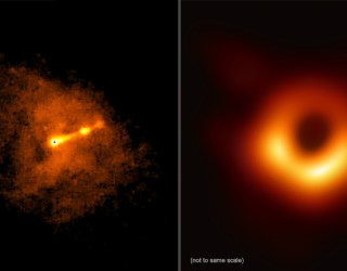 The First Black Hole Photo Is Even More Amazing When You Zoom Out