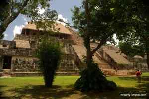 Ek Balam - Akropolis