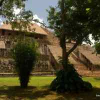 Ek Balam - The Black Jaguar  - Riviera Maya