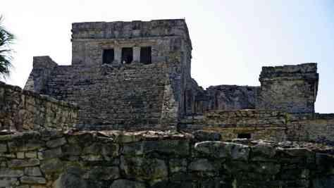 El Castillo - Front - Tulum - Yucatan