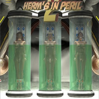 Herms in Peril 2 cover