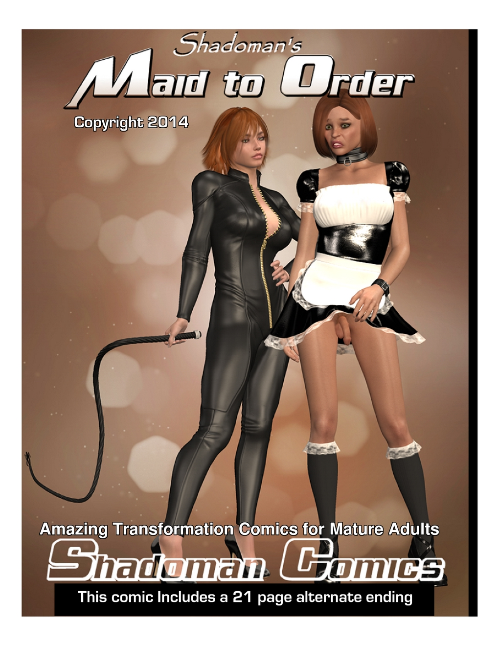 MAID to Order TG-001