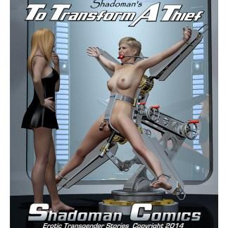 TRANSFORMED THIEF TG Cover