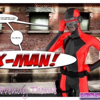 Ex Man Cover