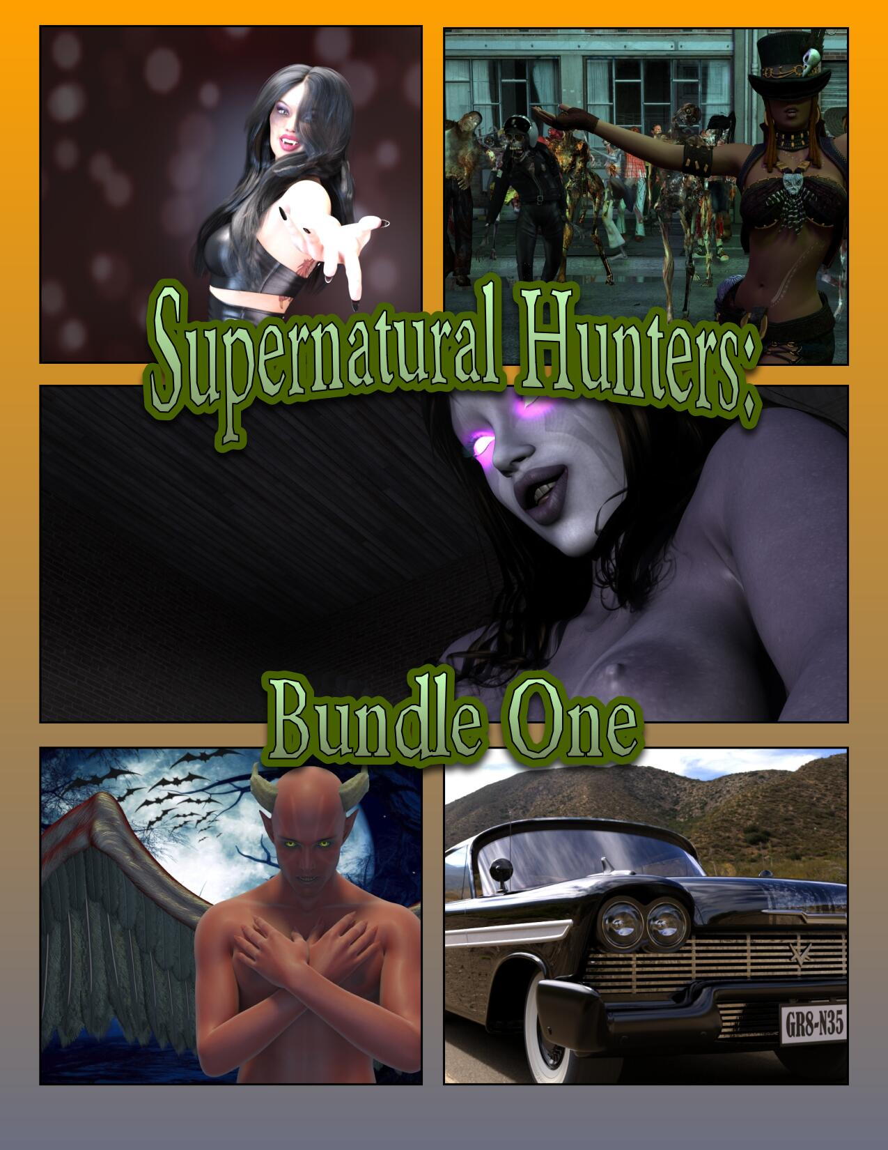 supernatural-hunters-bundle-one