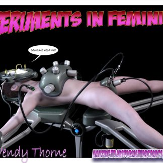 Experiments in Femininity Cover
