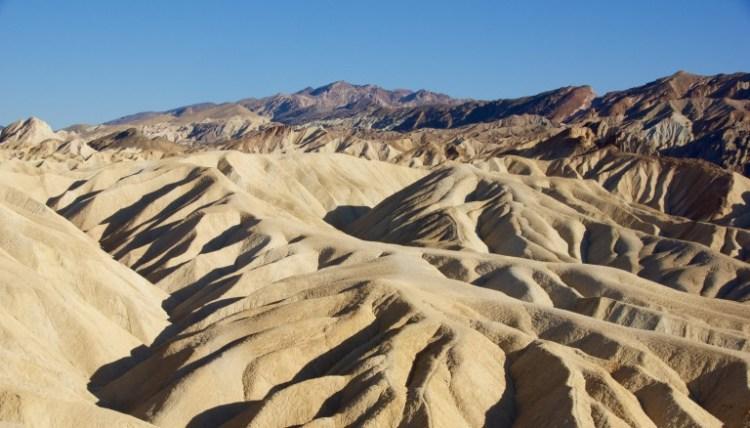 Zabreske Point, Death Valley National Park