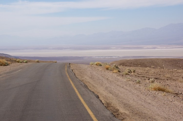 Artist Drive, Death Valley National Park