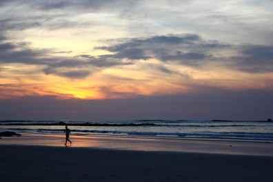 Costa Rica Beach Run