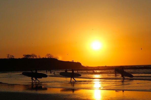 Costa Rica Beach Sunset