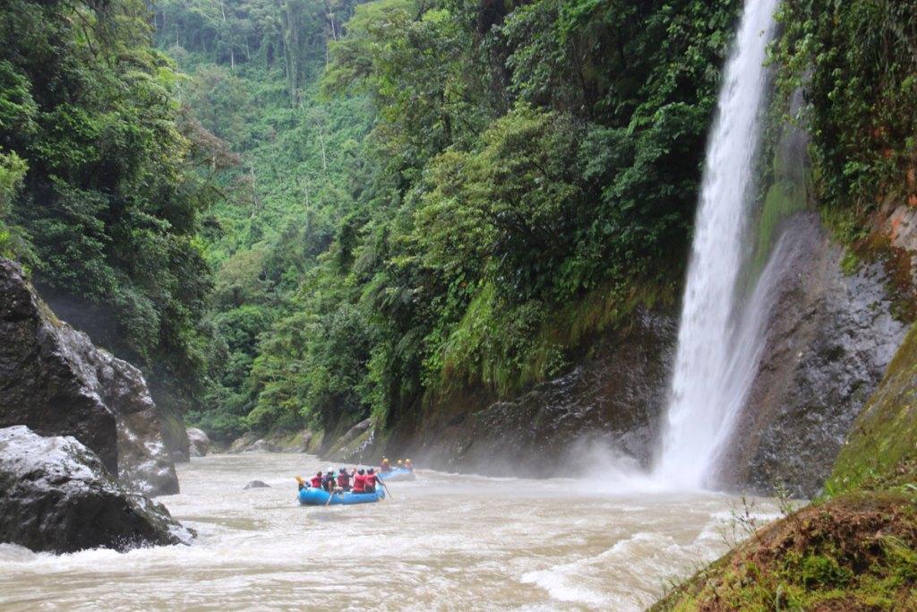 Costa Rica Rafting Adventure