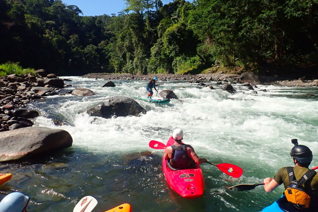 Costa Rica Sup Adventure