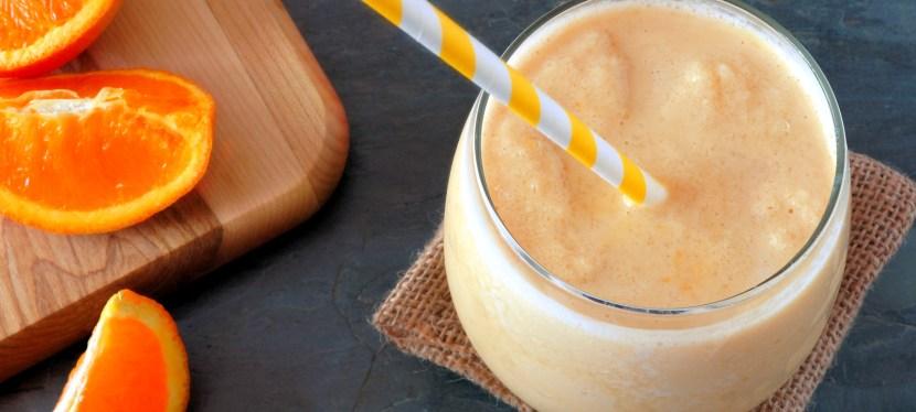 Adrenal Creamy Orange Juice