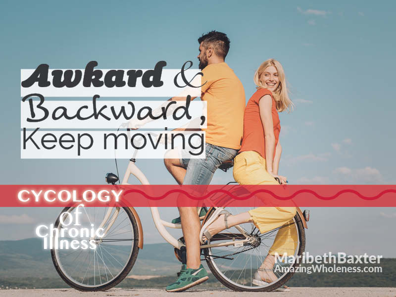 Awkward & Backward Cycology, Keep Moving