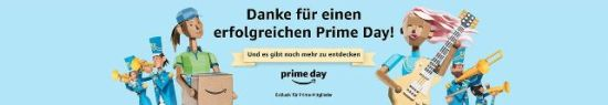 190717 Prime Day Wrap-Up