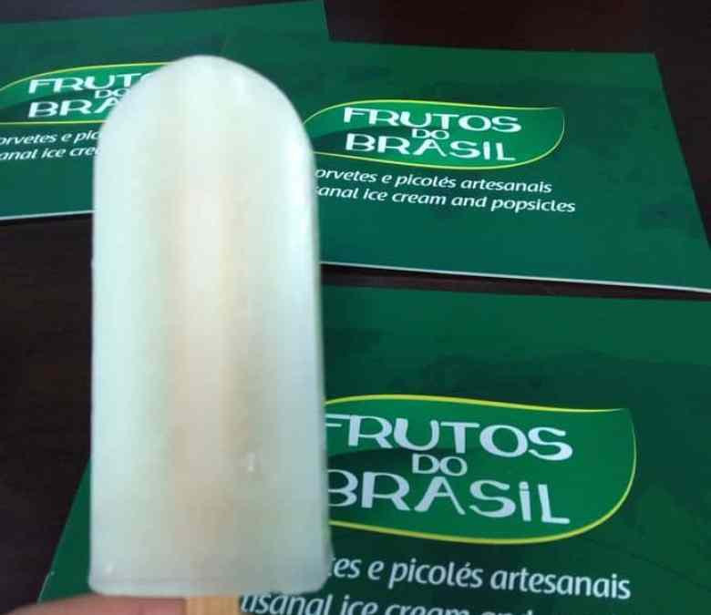 The World's first Picole, Popsicle, 100% natural, made from Amazon Secrets and JustSweet (sugar free)